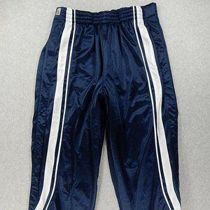 Nike Tear Away Basketball WarmUp Pants Mens Large